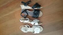 Girls size 2 sandles North Rothbury Cessnock Area Preview