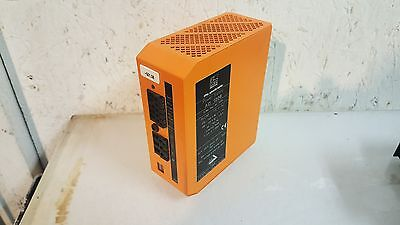 IFM Power Supply Unit, Mod# AC 1206 / AC1206, 115-230 to 29.5-31.6 DC Out, Used