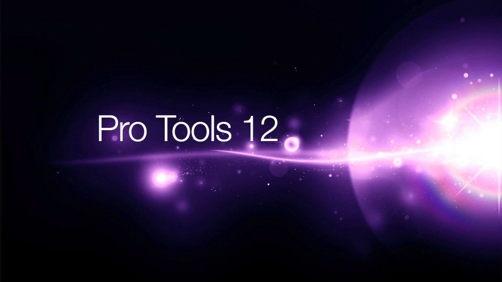 Avid Pro Tools 12 PERPETUAL USED 10 + 11 + 12.5.2 INCLUDES iLOK Version 3