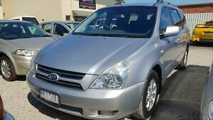 2006 Kia Grand Carnival VQ EX-L FWD Lilydale Yarra Ranges Preview