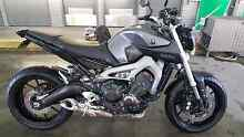 YAMAHA MT-09 2014 Condell Park Bankstown Area Preview