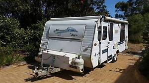 1995 Jayco Discovery Poptop 16ft Wanneroo Wanneroo Area Preview