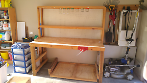 Work bench Upper Coomera Gold Coast North Preview