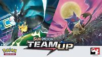 Pokémon TCG Team Up Prerelease