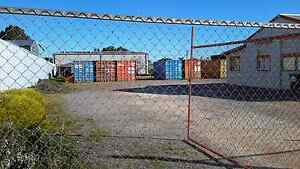 CONTAINER STORAG PLUS TRUCK ,CARAVAN , CAR PARKING ELIZABETH AREA Elizabeth West Playford Area Preview