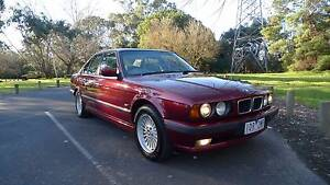 1995 BMW E34 525tds Manual Intercooled Turbo Diesel - UK Import Templestowe Lower Manningham Area Preview