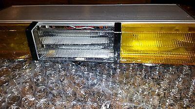 Whelen Edge 26 Inch 8 Strobe Lightbar Mini With Warranty