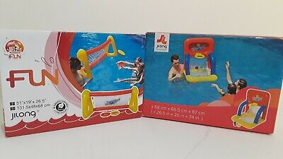Floating Water Sports Basketball  or Frisbie Pool Game  - Water Basketball