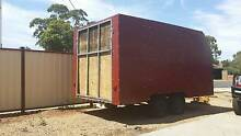 closed in tandem car  trailer Melton Melton Area Preview