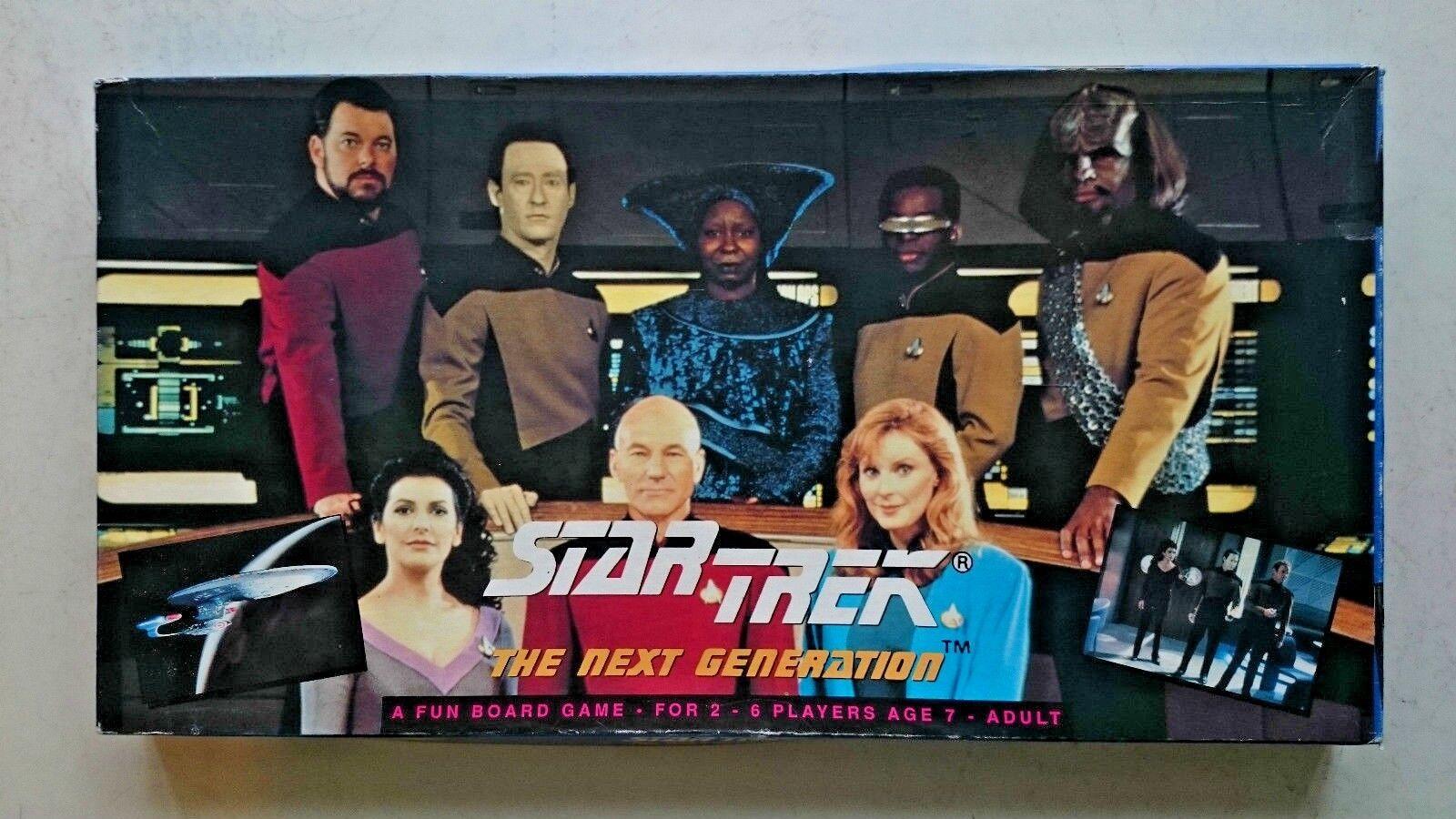 Star Trek The Next Generation  by BMI 1992