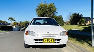 Toyota Starlet GroupX 1996 Automatic