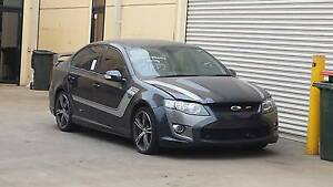 Wrecking Ford FPV GT GTP F6 Pursuit XR6 XR8 BA BF FG FGX Blacktown Blacktown Area Preview