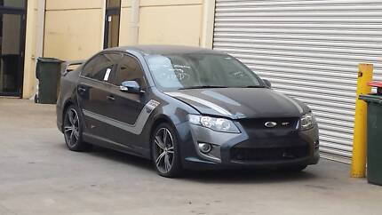 Wrecking Ford FPV GT GTP F6 Pursuit XR6 XR8 BA BF FG FGX