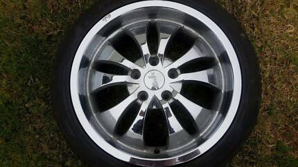 Holden Commodore Rims