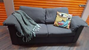 Sofa Bed with Inner Spring Mattress Marrickville Marrickville Area Preview