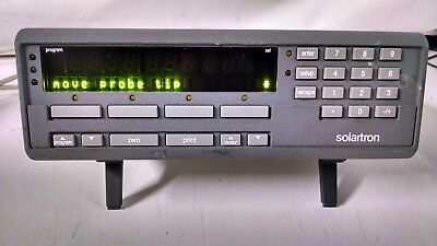Solartron Dr600 Digital Read Out Used