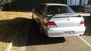 2002 Mitsubishi Lancer Sedan North Ward Townsville City Preview