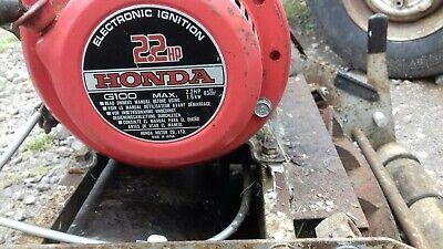 Honda Used petrol cylinder lawn mowers