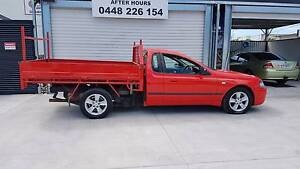 """""""FACTORY LPG"""" 07 model,3 seater,GAS CERT & RWC done only 190kms Archerfield Brisbane South West Preview"""