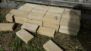 43 cement pavers Morayfield Caboolture Area Preview