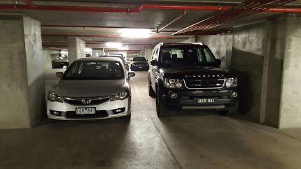 Melbourne CBD 220 Spencer St undercover carpark for rent