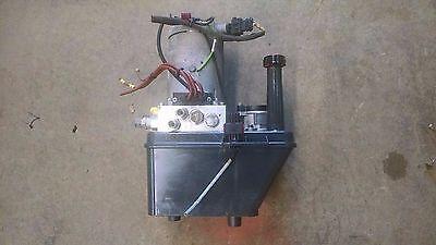 Jungheinrich 51131035 Forklift Electric Hydraulic Pump 24v 24 Volt V Motor