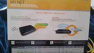 Hard Disk My Net Central N900 wirless router East Perth Perth City Area Preview