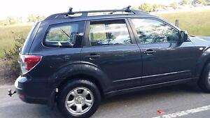 2008 Subaru Forester Wagon Macquarie Fields Campbelltown Area Preview