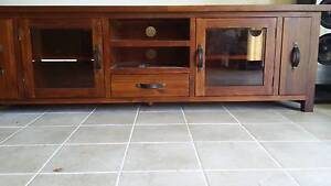 Heavy tv cabinet Elizabeth South Playford Area Preview