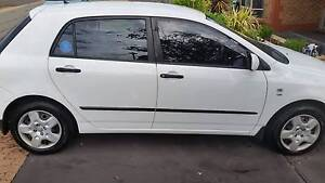 2006 Toyota Corolla Hatchback Craigmore Playford Area Preview