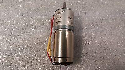 Escap L28 416 E100 18.61 Mini Motor W Gearhead K27.0