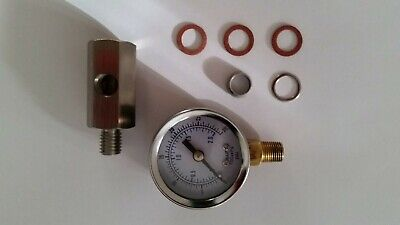 Microcimbali Cimbalino pressure gauge upgrade kit for sale  Shipping to Ireland