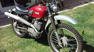 1976 MZ 250 ISDT Holden Hill Tea Tree Gully Area Preview