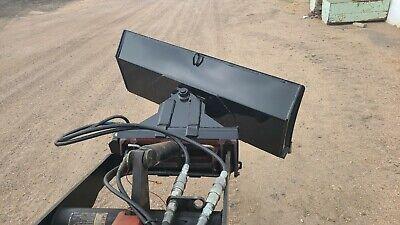 New 48 4 Way Dozer Blade Plow For Mini Skid Steer Fits Dingo Ditch Witch