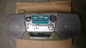 Antique Sony cd/cassette/radio for sale Hurstville Hurstville Area Preview