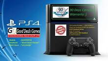 Playstation 4 PS4 500gb and games + WARRANTY Sunnybank Brisbane South West Preview