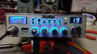 """ROAD KING CB RADIO """"SPECIAL BUY ON SALE NOW"""" WITH FAMOUS RK56 MIC """"SALE $139.95"""""""