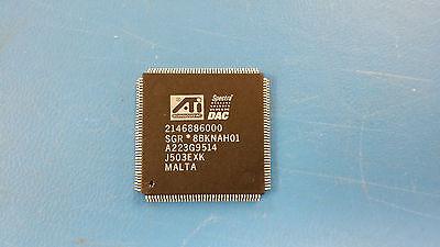 1 Pc 2146886000 Ati Tech Spectra Dac Sgr 8bknah01 Ic Qfp160 Pin