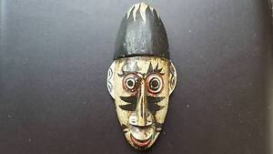Pacific Islander / Polynesian / Balinese Totem Head - decoration North Melbourne Melbourne City Preview