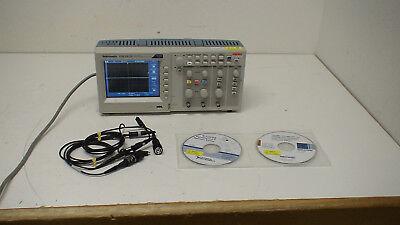 Tek Tds2012c 100 Mhz 2 Ch 2 Gss 2.5 Kpts Digital Storage Oscilloscope W Usb