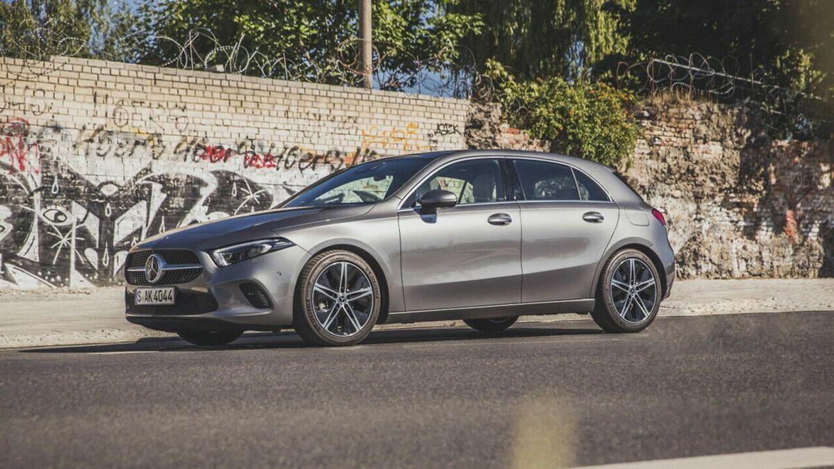 Mercedes b klasse 2019 abmessungen