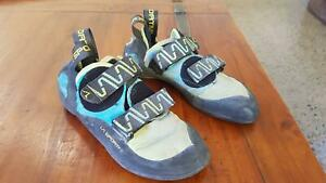 Rock Climbing Shoes (La Sportiva)