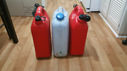 3x 20L fuel jerry cans for sale  Newton Campbelltown Area Preview
