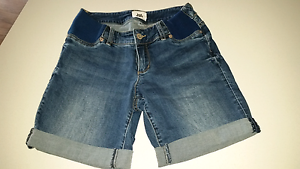 Sz 6 Just Jeans maternity shorts LIKE NEW Southern River Gosnells Area Preview