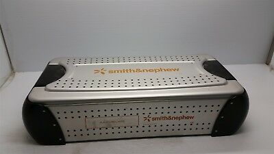 Smith Nephew Instruments Case 7112-9400