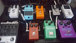 Guitar Effects Pedal Newcastle Newcastle Area Preview