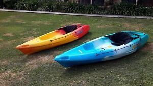 2 X  Kayaks Pindimar Great Lakes Area Preview