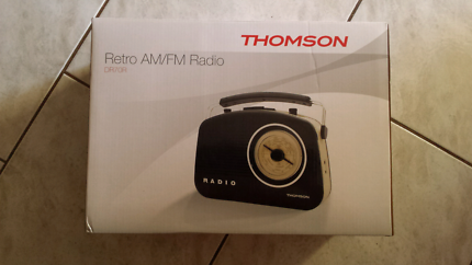 RETRO AM/FM RADIO BRAND NEW IN BOX