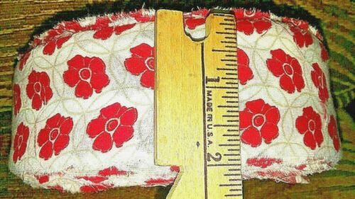 Rug Fabric Cloth Rolls Supplies Cut For Amish, Braided Rag Rugs and Quilting C3