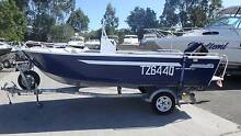2009 Brooker 500 Discovery Centre Console + Mercury 60hp 2-Stroke Boondall Brisbane North East Preview